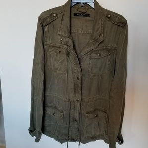 Max Jean's Military Style Jacket